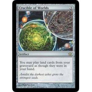 画像1: [英語版/日本語版]《世界のるつぼ/Crucible of Worlds》(5DN)