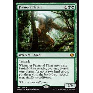 画像1: [英語版/日本語版]《原始のタイタン/Primeval Titan》(MM2)