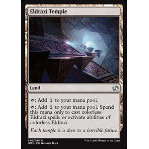 画像1: [英語版/日本語版]《エルドラージの寺院/Eldrazi Temple》(MM2)