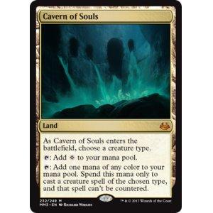 画像1: [英語版/日本語版]《魂の洞窟/Cavern of Souls》(MM3)