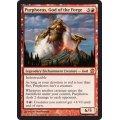 [英語版/日本語版]《鍛冶の神、パーフォロス/Purphoros, God of the Forge》(THS)