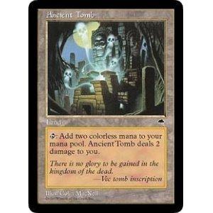 画像1: [英語版/日本語版]《古えの墳墓/Ancient Tomb》(TMP)