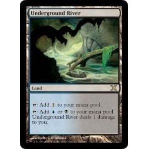 画像1: [英語版/日本語版]《地底の大河/Underground River》(10E)