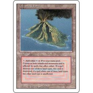 画像1: [英語版]《Volcanic Island》(3ED)