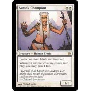 画像1: [英語版/日本語版]《オーリオックのチャンピオン/Auriok Champion》(5DN)