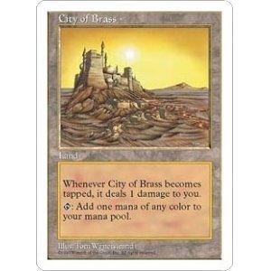 画像1: [英語版/日本語版]《真鍮の都/City of Brass》(5ED)