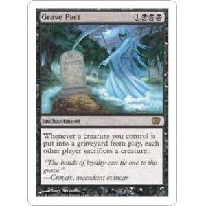 画像1: [英語版]《墓穴までの契約/Grave Pact》(8ED)