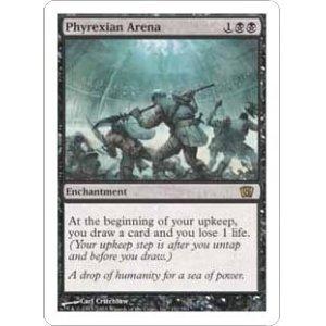 画像1: [英語版/日本語版]《ファイレクシアの闘技場/Phyrexian Arena》(8ED)