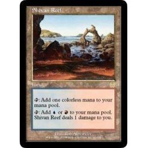 画像1: [英語版/日本語版]《シヴの浅瀬/Shivan Reef》(APC)