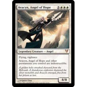 画像1: [英語版]《希望の天使アヴァシン/Avacyn, Angel of Hope》(AVR)