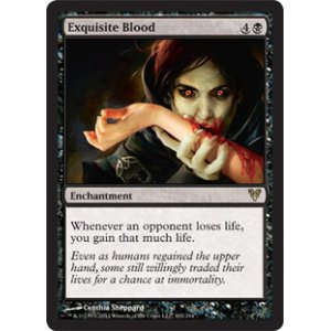 画像1: [日本語版]《極上の血/Exquisite Blood》(AVR)