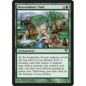 画像1: [英語版/日本語版]《末裔の道/Descendants' Path》(AVR)