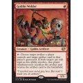 [英語版/日本語版]《ゴブリンの溶接工/Goblin Welder》(C14)