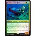 [英語版/日本語版]《トリトンの英雄、トラシオス/Thrasios, Triton Hero》(C16)