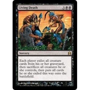 画像1: [英語版/日本語版]《生ける屍/Living Death》(CMD)