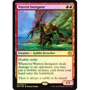 画像1: [英語版/日本語版]《巣穴の煽動者/Warren Instigator》(DDT)