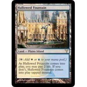 画像1: [英語版/日本語版]《神聖なる泉/Hallowed Fountain》(DIS)