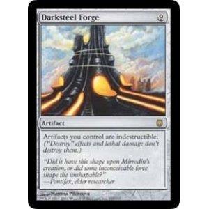 画像1: [日本語版]《ダークスティールの溶鉱炉/Darksteel Forge》(DST)