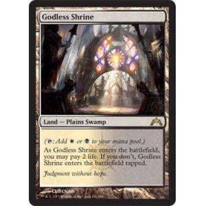 画像1: [英語版/日本語版]《神無き祭殿/Godless Shrine》(GTC)