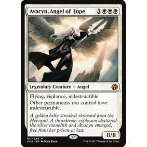 画像1: [英語版]《希望の天使アヴァシン/Avacyn, Angel of Hope》(IMA)