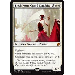 画像1: [英語版/日本語版]《大修道士、エリシュ・ノーン/Elesh Norn, Grand Cenobite》(IMA)