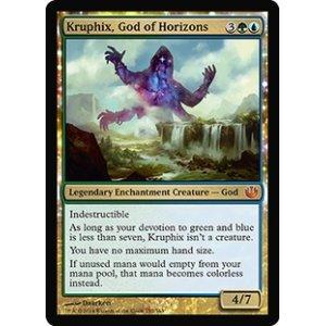 画像1: [英語版]《彼方の神、クルフィックス/Kruphix, God of Horizons》(JOU)