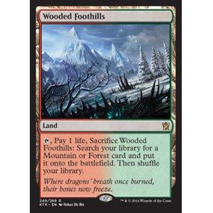 画像1: [英語版/日本語版]《樹木茂る山麓/Wooded Foothills》(KTK)
