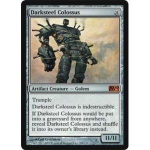 画像1: [英語版/日本語版]《ダークスティールの巨像/Darksteel Colossus》(M10)