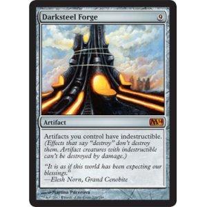 画像1: [英語版]《ダークスティールの溶鉱炉/Darksteel Forge》(M14)