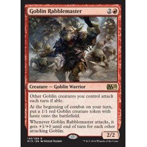画像1: [英語版/日本語版]《ゴブリンの熟練扇動者/Goblin Rabblemaster》(M15)