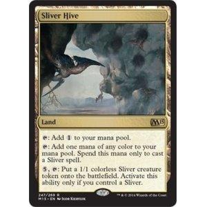 画像1: [英語版/日本語版]《スリヴァーの巣/Sliver Hive》(M15)