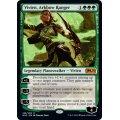 [英語版/日本語版]《アーク弓のレインジャー、ビビアン/Vivien, Arkbow Ranger》(M20)