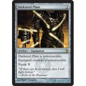 画像1: [日本語版]《ダークスティールの板金鎧/Darksteel Plate》(MBS)