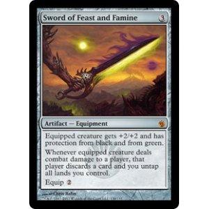 画像1: [日本語版]《饗宴と飢餓の剣/Sword of Feast and Famine》(MBS)