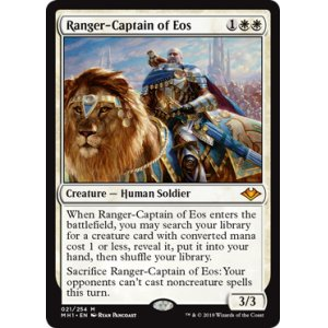 画像1: [英語版/日本語版]《イーオスのレインジャー長/Ranger-Captain of Eos》(MH1)