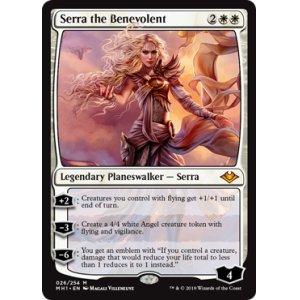 画像1: [英語版]《慈悲深きセラ/Serra the Benevolent》(MH1)