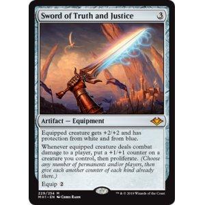 画像1: [英語版]《真理と正義の剣/Sword of Truth and Justice》(MH1)