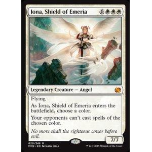 画像1: [英語版/日本語版]《エメリアの盾、イオナ/Iona, Shield of Emeria》(MM2)
