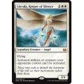 [英語版/日本語版]《静寂の守り手、リンヴァーラ/Linvala, Keeper of Silence》(MM3)