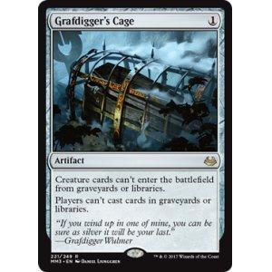 画像1: [英語版/日本語版]《墓掘りの檻/Grafdigger's Cage》(MM3)