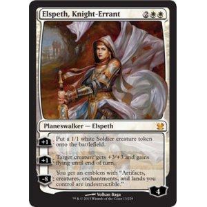 画像1: [英語版]《遍歴の騎士、エルズペス/Elspeth, Knight-Errant》(MMA)