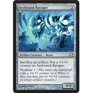 画像1: [英語版]《電結の荒廃者/Arcbound Ravager》(MMA)