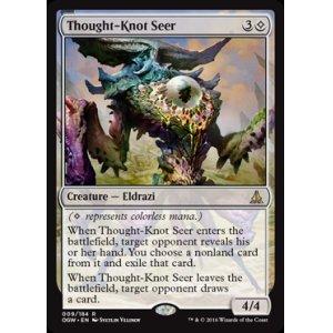 画像1: [英語版/日本語版]《難題の予見者/Thought-Knot Seer》(OGW)