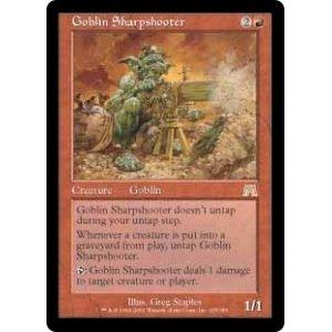画像1: [英語版/日本語版]《ゴブリンの名手/Goblin Sharpshooter》(ONS)