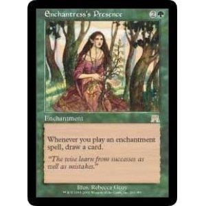 画像1: [英語版/日本語版]《女魔術師の存在/Enchantress's Presence》(ONS)