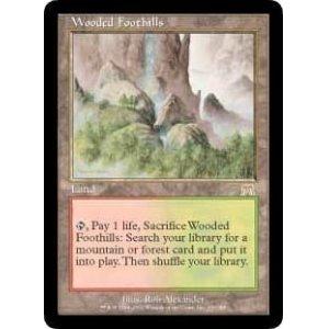 画像1: [日本語版]《樹木茂る山麓/Wooded Foothills》(ONS)