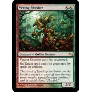 画像1: [英語版/日本語版]《難問の鎮め屋/Vexing Shusher》(SHM)
