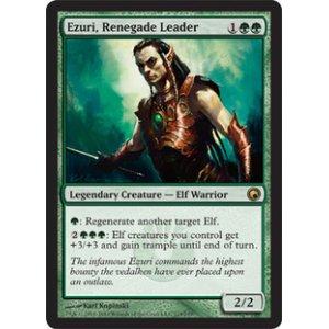 画像1: [英語版/日本語版]《背教の主導者、エズーリ/Ezuri, Renegade Leader》(SOM)