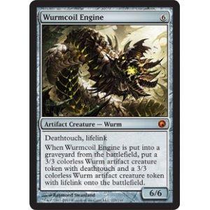 画像1: [英語版/日本語版]《ワームとぐろエンジン/Wurmcoil Engine》(SOM)