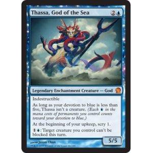 画像1: [日本語版]《海の神、タッサ/Thassa, God of the Sea》(THS)